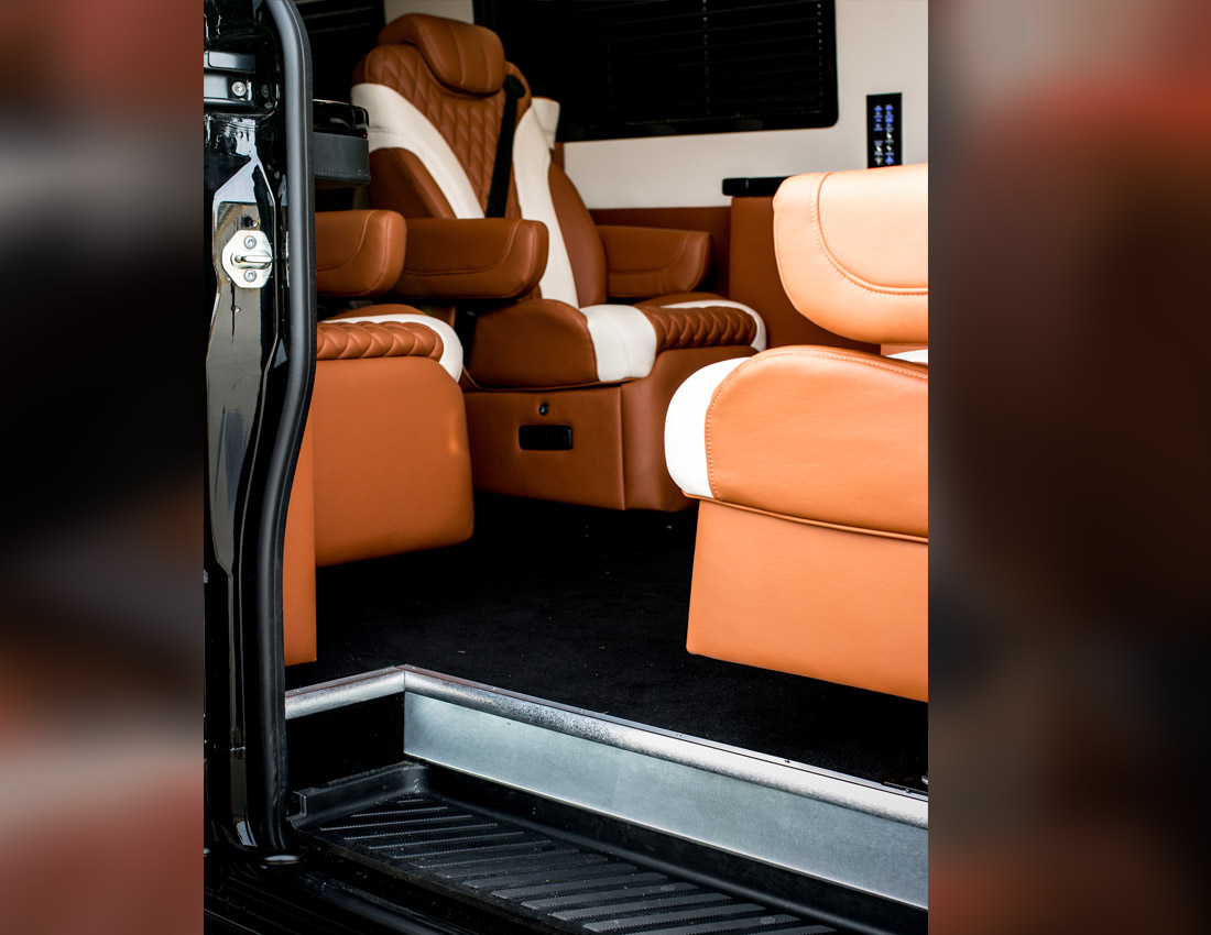 Westwind Coachworks Luxury Limo Sprinters For Sale
